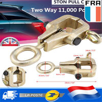 5Ton Pince à Tirer Poignées Auto-Serrantes Réparation de Carrosserie Pull Clamp