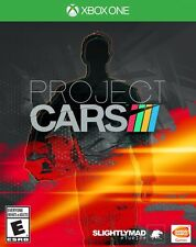 Project Cars Xbox One Great Condition Complete Fast Shipping