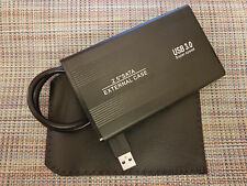 "External Hard Drive 500GB Portable HDD 2.5"" USB 3.0 PLUG-AND-PLAY WARRANTY"