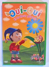 DVD DESSIN ANIME / OUI OUI ET LA FLEUR GEANTE - LA SERIE 3D / UNIVERSAL