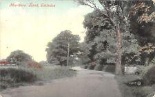 POSTCARD   WILTSHIRE    SWINDON   Marlboro'  Road