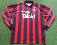Bayer 04 Leverkusen Talcid Trikot XL Adidas Shirt Jersey 94/95