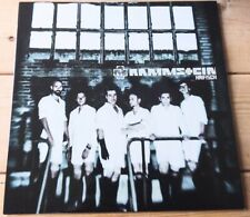 Rammstein – Haifisch  - Numbered limited edition 12'' Blue Vinyl single