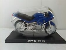 Maisto 1 18 BMW K1200RS With Original Packaging And Plinth