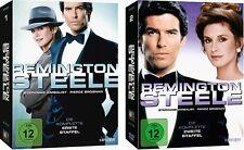 Remington Steele - Die komplette Staffel / Season 1 + 2, 2 x 7 DVD NEU + OVP!