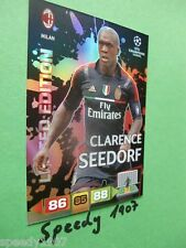 ADRENALYN 11 12 SEEDORF Limited Edition Panini Champions League CL 2012