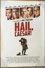 HAIL, CAESAR! MOVIE POSTER 2 Sided ORIGINAL FINAL 27x40 COEN BROTHERS