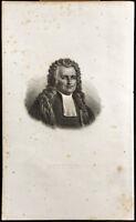 Porträt (1834) - Baron De Montyon (Antoine Jean-Baptiste Robert Eimer)