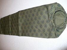 Kirby 1967 Vintage Model D80 Green Cloth Bag W/Zipper Pocket 190067