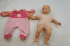 American Girl Bitty Baby Doll Bald Blonde Molded Hair