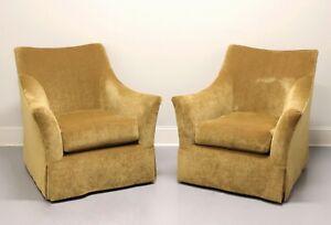 MARGE CARSON Contemporary Club Chairs - Pair