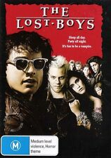 THE LOST BOYS : NEW DVD
