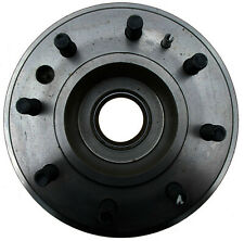 Disc Brake Rotor and Hub Assembly-Non-Coated Front 18A749A fits 95-97 Ford F-350