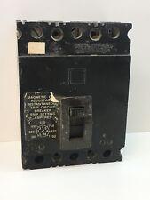 Square D Fa Type 100-Amp Circuit Breaker 100A 3P
