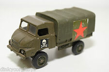 SOLIDO 235 SIMCA UNIC S.U.M.B. 4X4 ARMY MILITARY TRUCK EXCELLENT