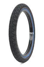 1 x RANT SQUAD BMX BIKE BICYCLE TIRE 20 x 2.35 FIT HARO SUBROSA CULT BLACK BLUE