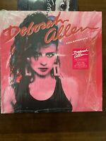 Deborah Allen~Telepathy LP 1987 Synth Funk Pop Shrink Lyric Inner Sleeve PRINCE
