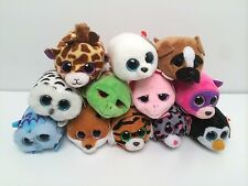 Ty Teeny Tys Beanie Stackable Plush COMPLETE SET OF 12