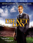 DRAFT DAY (Blu-ray/DVD, 2014, 2-Disc Set Includes Digital Copy) - BRAND NEW