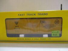 American Models 2203 ART Plug door boxcar/reefer (4-18-18)