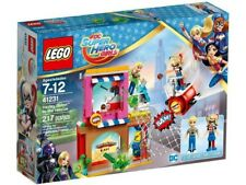 LEGO 41231 Harley Quinn to the rescue New.