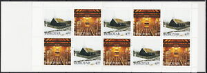 Faroe Booklet Christmas Hvalvik Church 1997 MNH-25 Euro