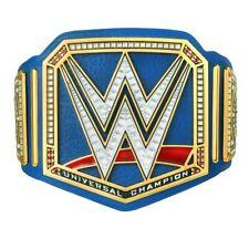 Oficial Wwe auténtico réplica del campeonato Azul Universal Cinturón de título