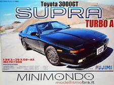 KIT TOYOTA 3000GT SUPRA TURBO A MA70 1988 1/24 FUJIMI 03862 ID25