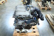 JDM 01-04 Nissan Pathfinder Infiniti QX4 VQ35DE 3.5L V6 Engine VQ35 Motor