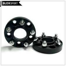 4x20mm 5x114.3 CB70.5 hubcentric wheel spacer Ford GT Mustang Exoboost M14x1.5