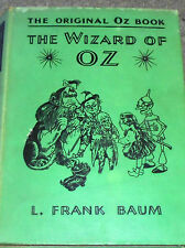 Wizard of Oz MGM Movie 1939 Edition Fairy Tales Color Toto Dorothy Garland Baum