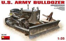 Miniart 1/35 U.S. Army Bulldozer  #35195  *nEW release*
