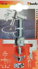 KWB Hartmetall Kreisschneider, stufenlos einstellbar Ø 20-90 mm