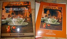 Civiltà Della Cucina - Italia Della Nostra Gente - Merisio/Giuffrè - Ecra - 1999