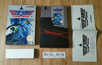 Nintendo NES Top Gun 2 The Second Mission PAL