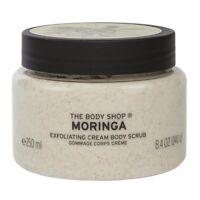 The Body Shop Moringa Cream Body Scrub 250ml