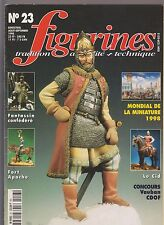 FIGURINES N°23 FANTASSIN FEDERE / FORT APACHE / GRENADIER DE FRANCE 1749-71
