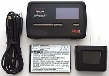 Novatel Wireless MiFi 4620LE Verizon 4G LTE Mobile Hotspot WiFi Jetpack Modem 2X