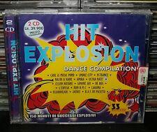 HIT EXPLOSION CD DOPPIO **NUOVO SIGILLATO**