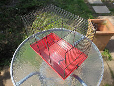 Pall Mall - Hamster Cage - Red - New - Unused