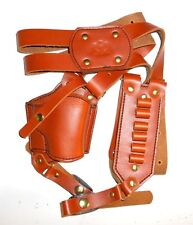 RUSSET RIGHT HAND SHOULDER HOLSTER for BOND ARMS DERRINGER