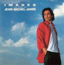 Jean-Michel Jarre CD Images (The Best Of Jean Michel Jarre) - France (EX+/EX+)