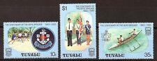 Tuvalu 1983 Boys Brigade MNH set S.G. 221-223