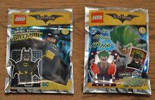 LEGO LE BATMAN FILM EDITION LIMITÉE MINI FIGURINE & JOKER Dans la série