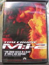 MISSION IMPOSSIBLE 2 ( TOM CRUISE ) DVD