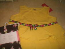 NWT Girls Gymboree Legging Pants and Top Set - Size 4