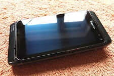 Nokia N8 l 16GB Grau 3 Zoll l Display wie Neu l Kamera defekt sonst alles ok