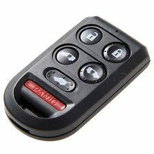 for HONDA Odyssey Car Key Case Fob 6 Buttons Replacement Remote Key Shell Cover