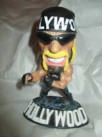 1999 WCW NWO Head Ringers Hollywood Hulk Hogan Figure Where The Big Boys Play