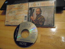 RARE OOP John Scofield Quartet CD Meant to Be JAZZ Blue Note Joe Lovano 1991 !